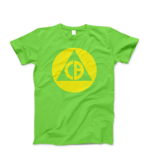 Load image into Gallery viewer, Catalinbread Triangle Logo T-Shirt