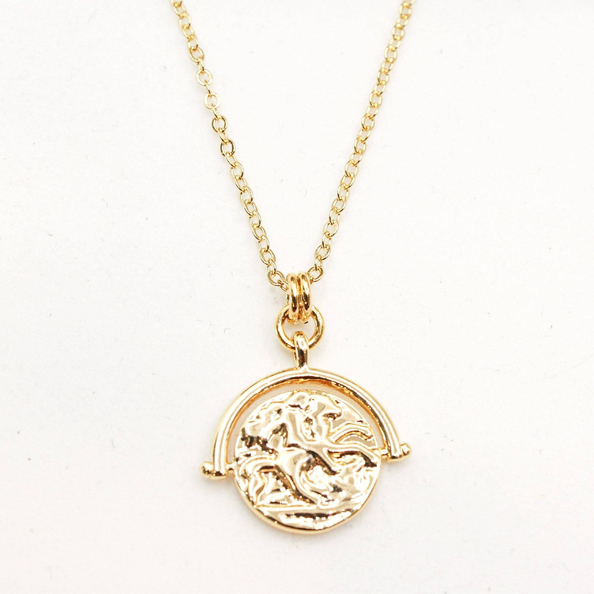 Medallion Necklace