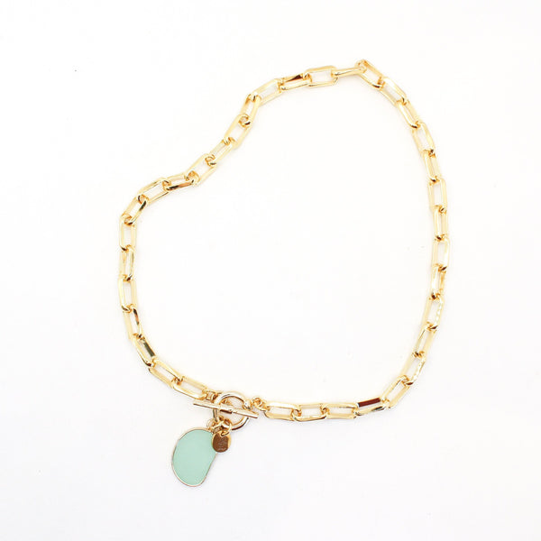 Corfu Relaxed Choker Necklace