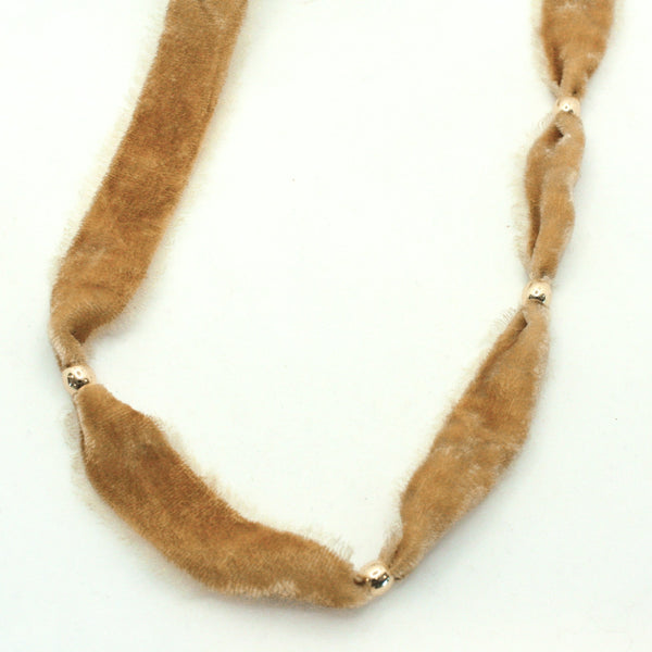 Velvet Six Necklace