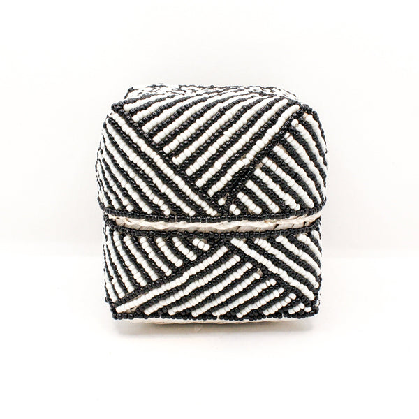 Bali Box : Black/White