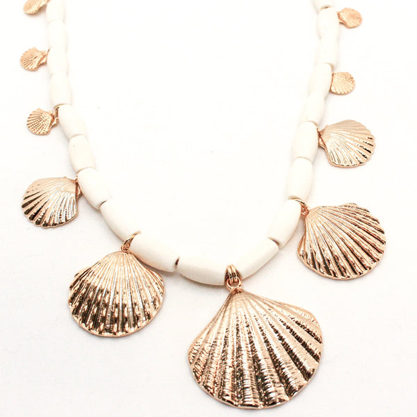 Goddess Shell Necklace