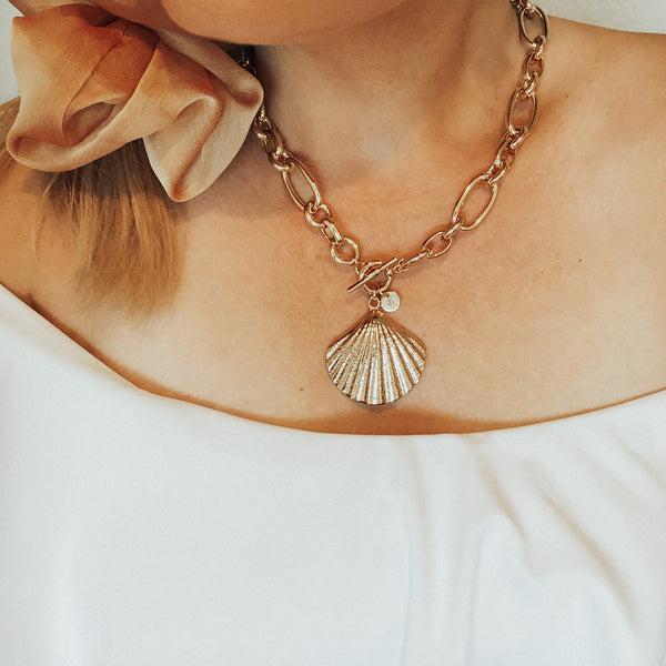 Bombshell Necklace