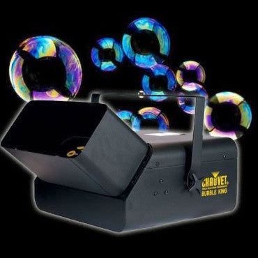 Chauvet Bubble King - Ultimate Bubble Blaster