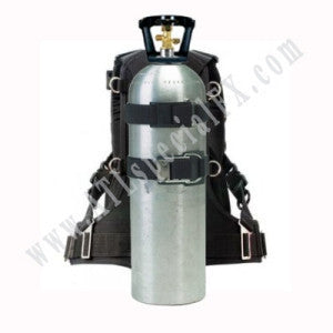 Cryo Gun Backpack for CO2 Tank Mobility