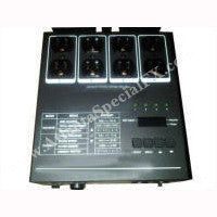 DMX Dimmer/Switch Pack 4 Channel