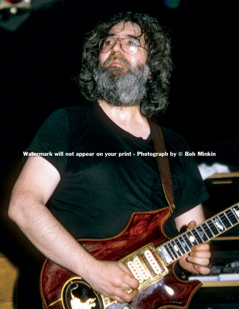 Jerry Garcia Band at the Keystone Berkeley 8.20.81