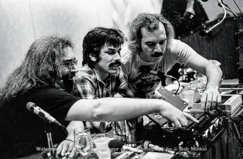 Grateful Dead Hilton Hotel, New York, NY 1.9.79