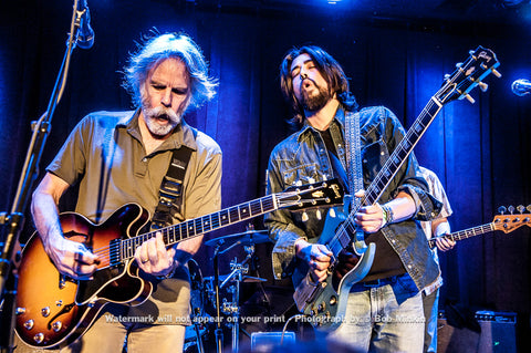Jackie Greene and Bob Weir - Sweetwater, Mill Valley, CA - 6.14.12 - Bob Minkin Photography