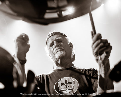 Bill Kreutzmann - Dead & Company - Bill Graham Civic Auditorium San Francisco, CA - 12.27.15 - Bob Minkin Photography