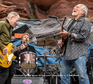 Hot Tuna - Red Rocks Amphitheater, Morrison, CO - 9.8.19 - Bob Minkin Photography