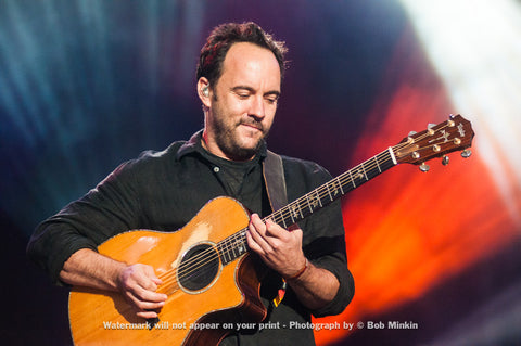 Dave Matthews - Outside Lands, San Francisco, CA - 7.28.96 - Bob Minkin Photography