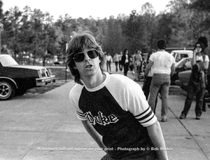Phil Lesh - Grateful Dead - College of William and Mary, Williamsburg, VA - 4.15.78 - Bob Minkin Photography