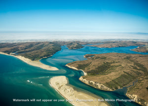 Point Reyes—Limantour Spit and Estuaries