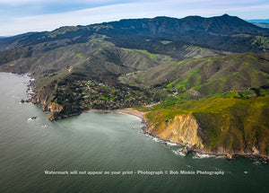 Muir Beach and Mt. Tamalpais—Marin County