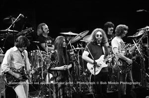 Grateful Dead - Capitol Theater, Passaic, NJ - 11.24.78 - Bob Minkin Photography