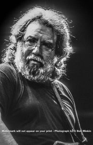 Jerry Garcia - Grateful Dead - Madison Square Garden, New York, NY - 9.18.87 - 3