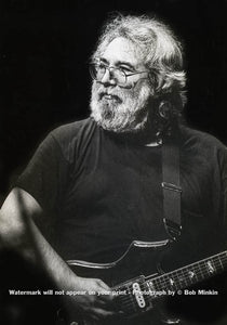 Jerry Garcia - Grateful Dead - Madison Square Garden, New York, NY - 9.18.87
