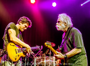 Bob Weir and John Mayer - Dead & Company - The Fillmore, San Francisco, CA - 5.23.16 - Bob Minkin Photography
