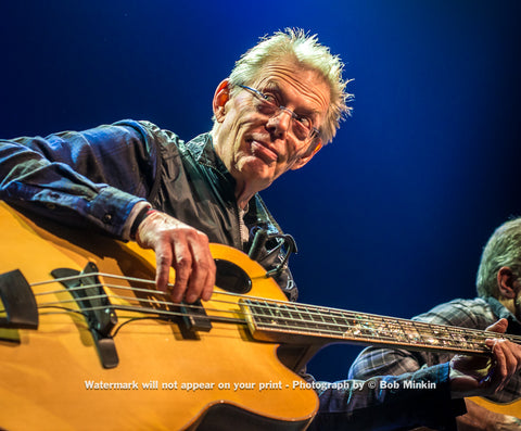 Jack Casady - Hot Tuna - Fillmore, San Francisco, CA - 1.3.15 - Bob Minkin Photography
