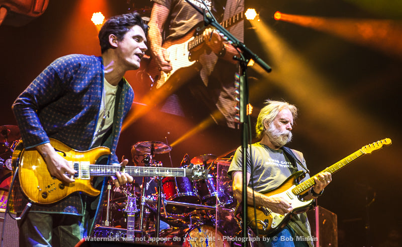 Bob Weir & John Mayer - Dead & Company - Bill Graham Civic Auditorium, San Francisco, CA - 12.27.15 - Bob Minkin Photography