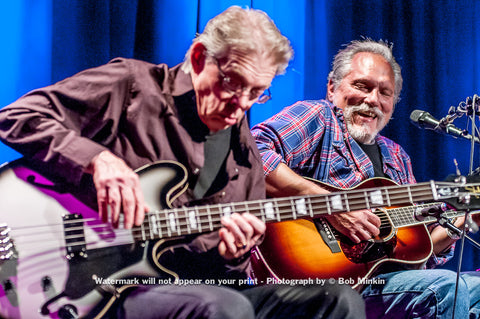 Hot Tuna - Sweetwater, Mill Valley, CA 7.30.12 - Bob Minkin Photography