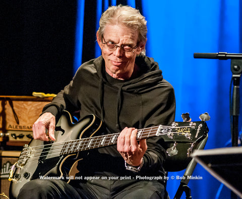 Jack Casady - Hot Tuna - Sweetwater, Mill Valley, CA 7.31.12 - Bob Minkin Photography