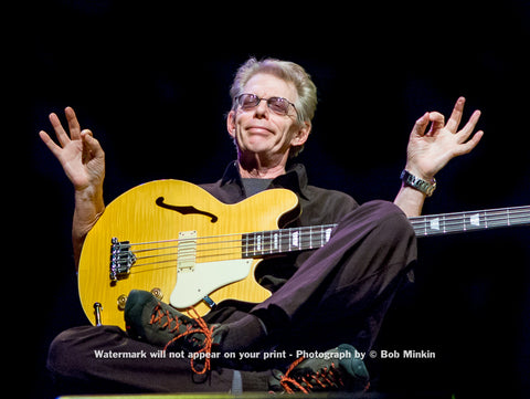Jack Casady - Hot Tuna - Mystic Theater, Petaluma, CA 10.6.06 - Bob Minkin Photography