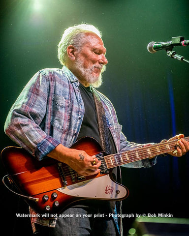 Jorma Kaukonen - Hot Tuna - Fillmore, San Francisco, CA - 2.22.20 - Bob Minkin Photography