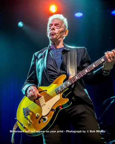 Jack Casady - Hot Tuna - Fillmore, San Francisco, CA - 2.22.20 - Bob Minkin Photography