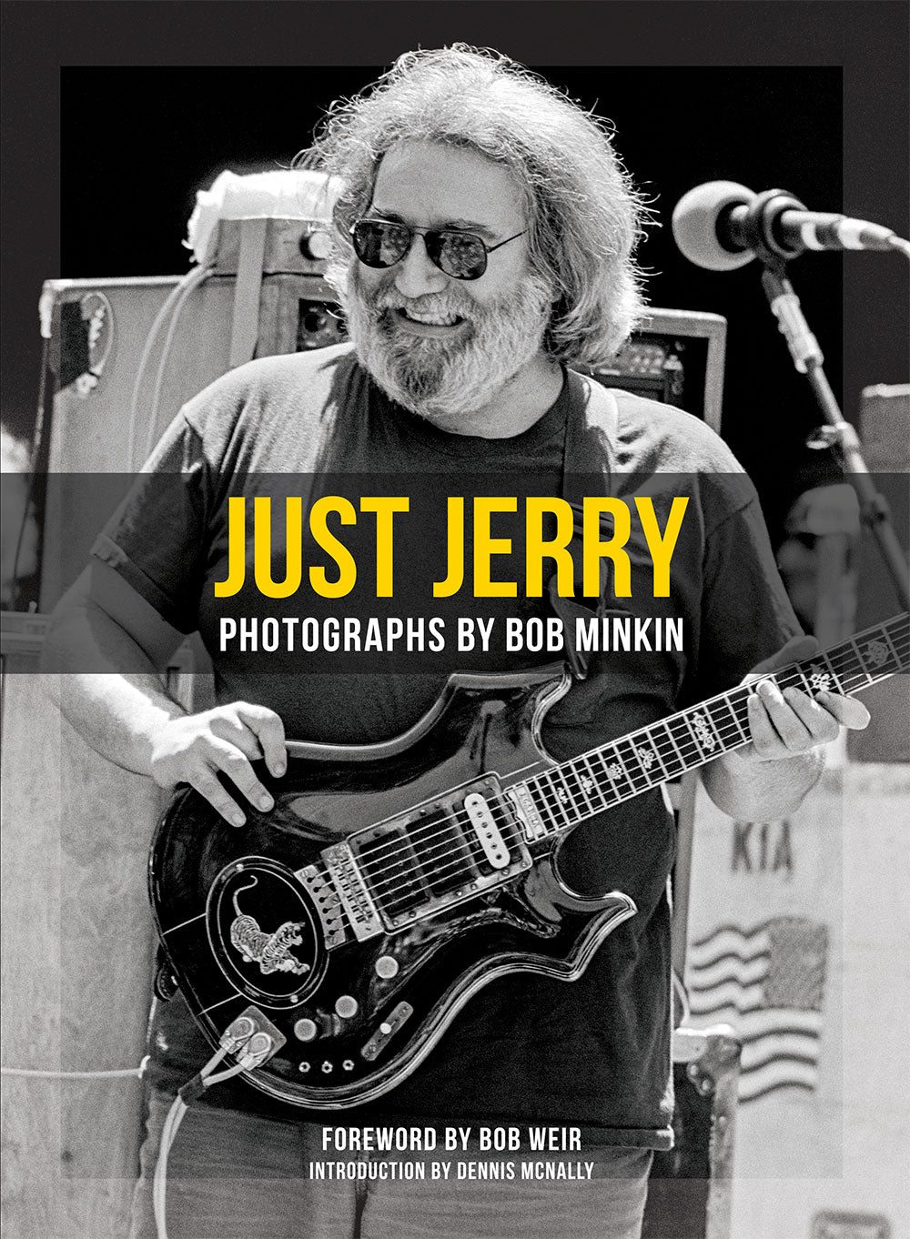 Just Jerry - Jerry Garcia Photographed by Bob Minkin - Bob Minkin Photography