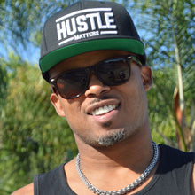 Load image into Gallery viewer, Hustle Matters® Classic Snapback