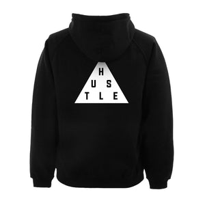 Hustle Matters® 'Pyramid' Hooded Sweatshirt