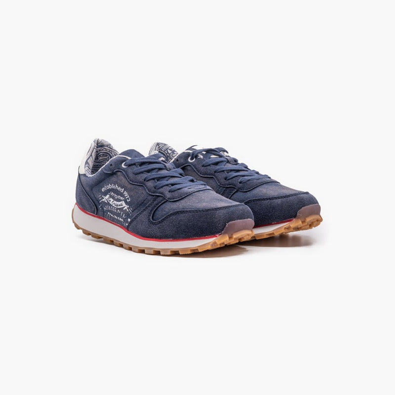 Chafono Navy Sneakers