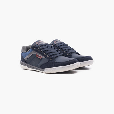 Chatelo Navy Sneakers