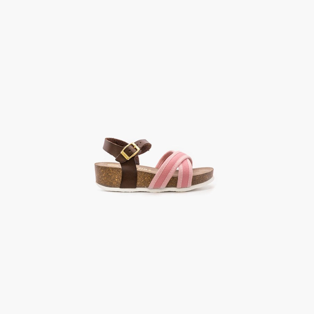 Letitia Pink Sandals - MyJooti