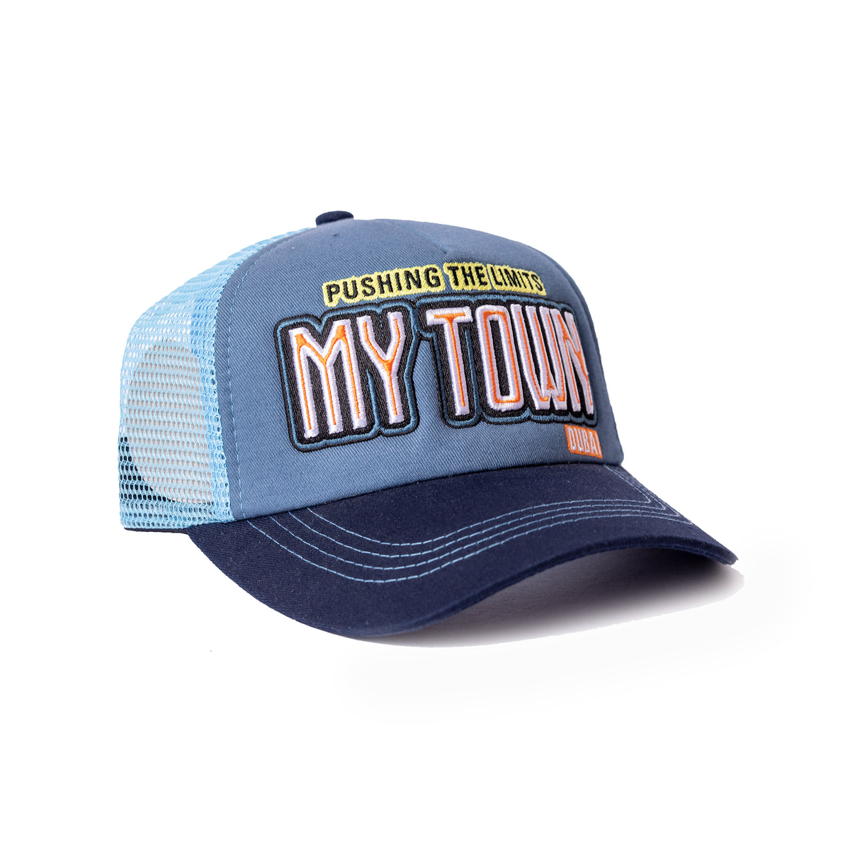 MY TOWN (BABY BLUE)