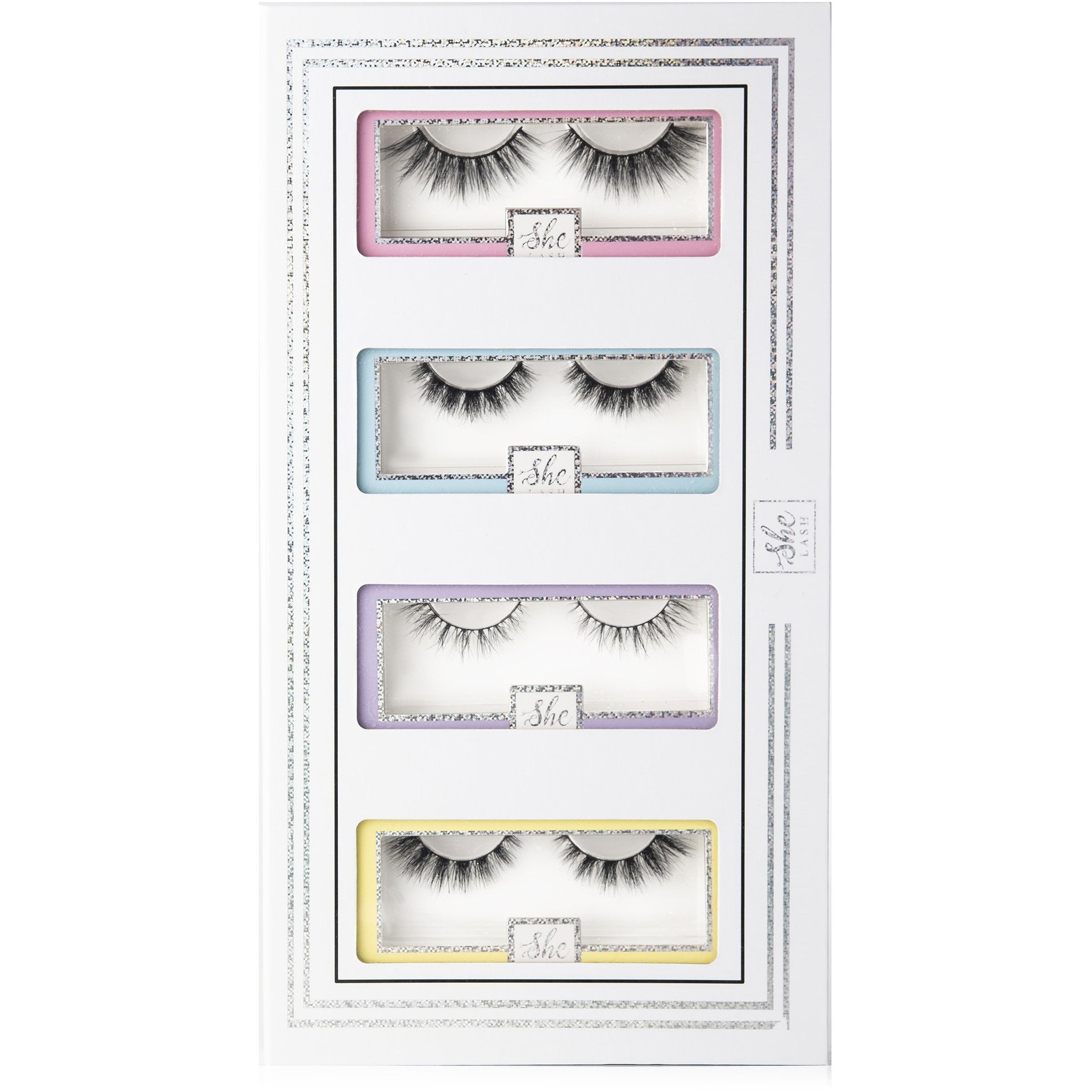 ARTIST EYELASHES SET