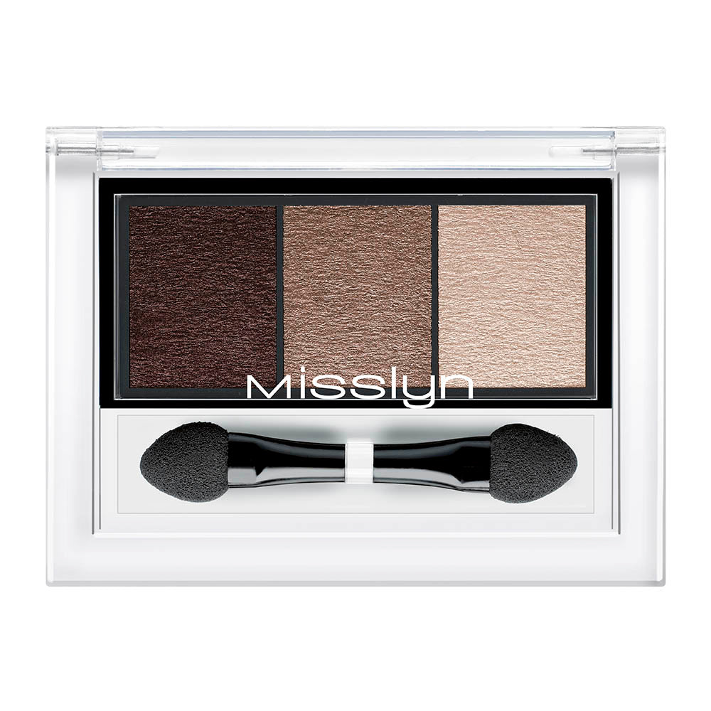 High Shine Trio Eyeshadow No.8