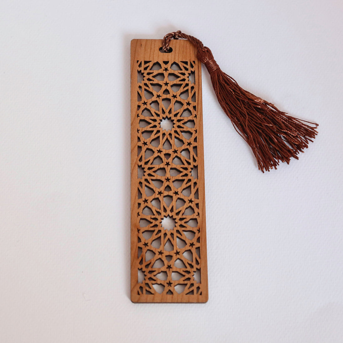 Arabisc Luxury Wooden Bookmark