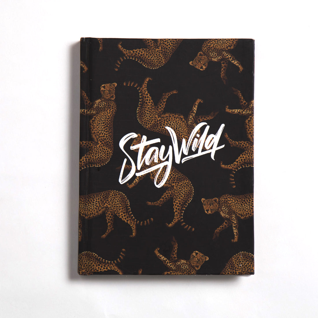 Cheetch Notebook Hardcover A5 Size