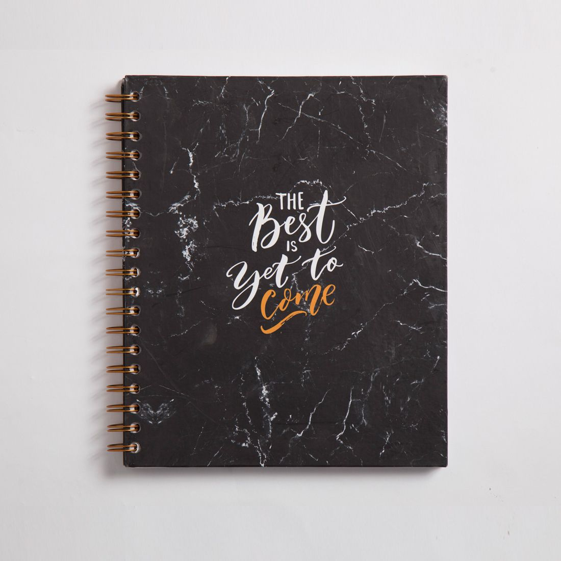Marble Wire Notebook A5 Size