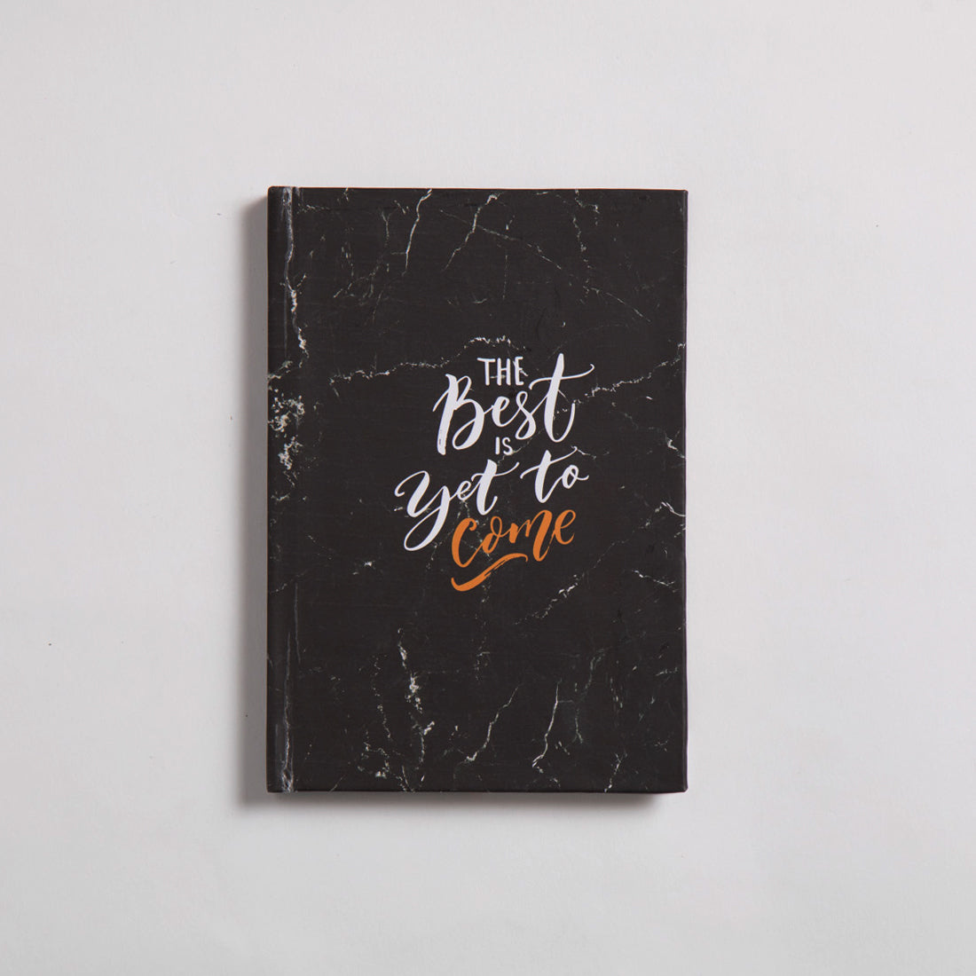 Marble Hardcover Notebook A6 Size