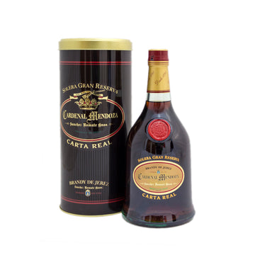 Cardenal Mendoza Brandy Carta Real Estoig 70 cl
