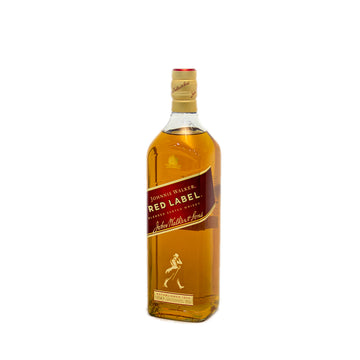 Johnnie Walker Whisky Red Label 1 l