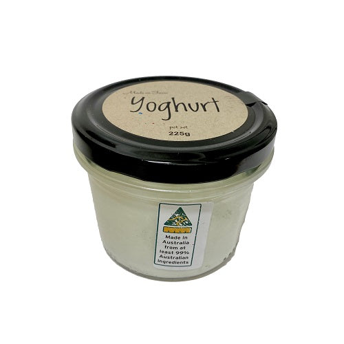 Pot Set Yoghurt - Bass River Dairy - babesfarmfreshproduce