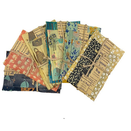 Beeswax Food Wraps - babesfarmfreshproduce