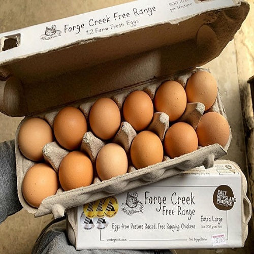 Forge Creek Free Range Eggs - babesfarmfreshproduce