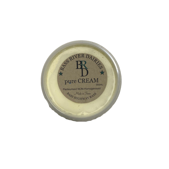 Pure Cream - Bass River Dairy - babesfarmfreshproduce
