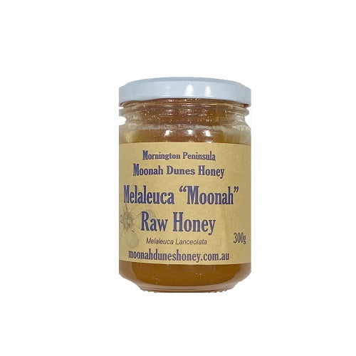 Melaleuca Moonah Raw Honey - babesfarmfreshproduce